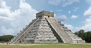 Description: Chichen Itza 3.jpg